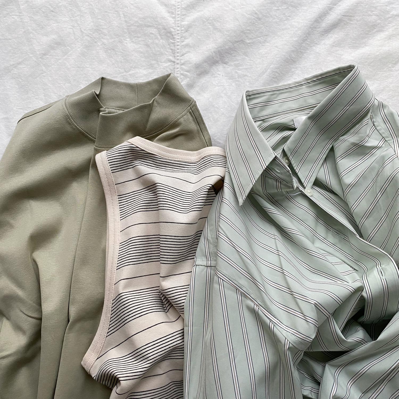 tops(長袖) 色は好きだけどサイズが合わない