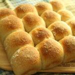 ちぎりパンって、可愛すぎん?