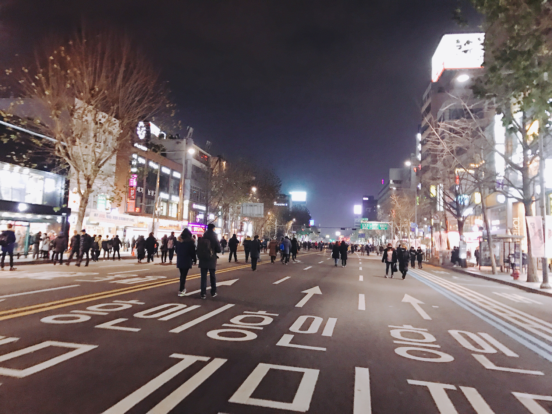 韓国の空間ってワクワクする