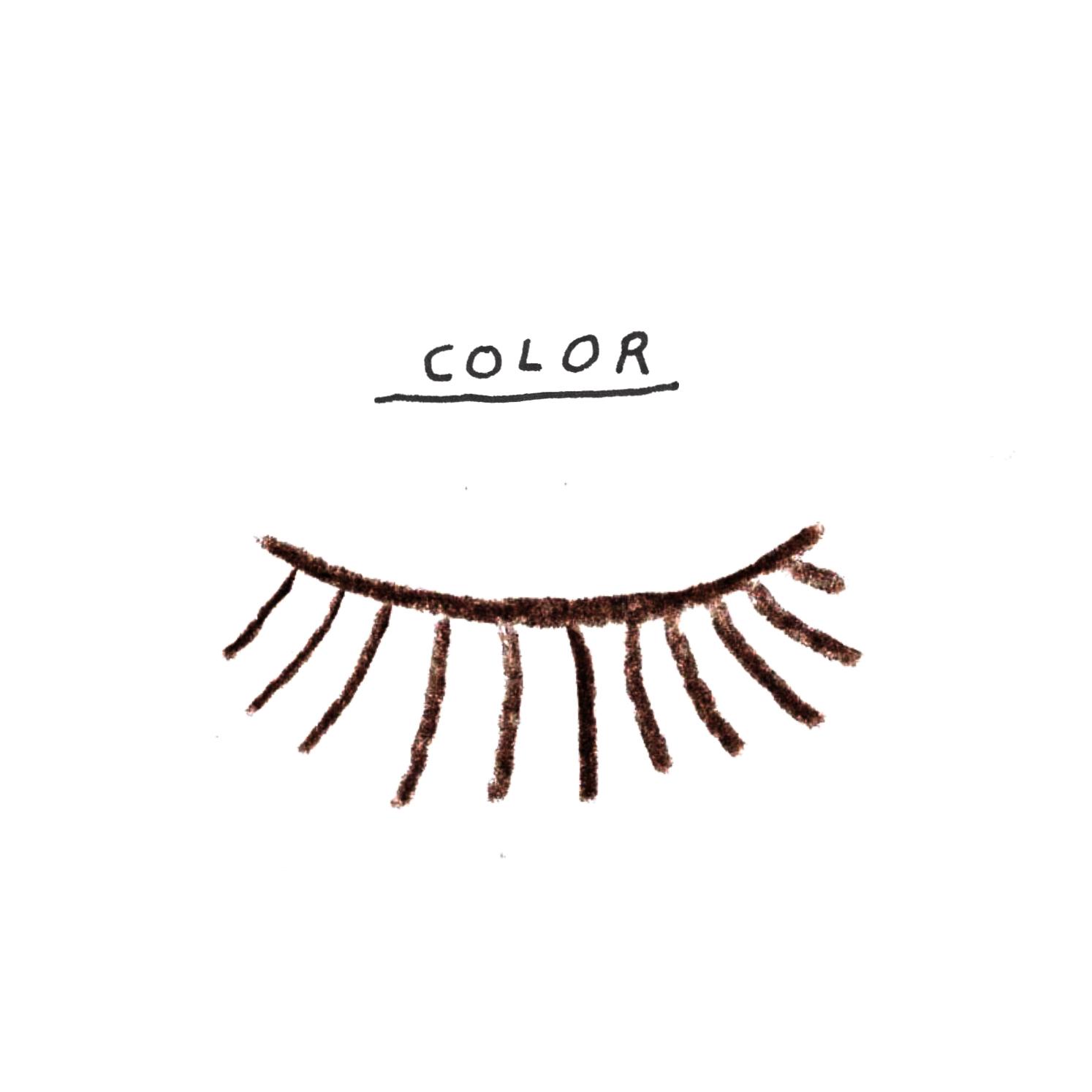D:カラー