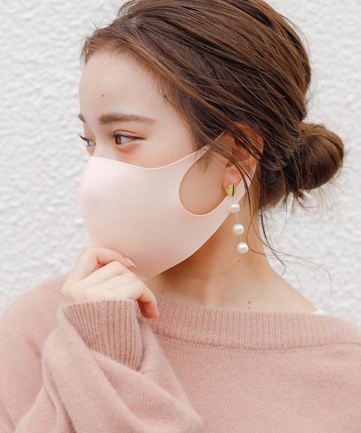マスクは快適なものを選んでね