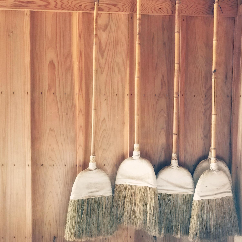 年末に向けて大掃除を