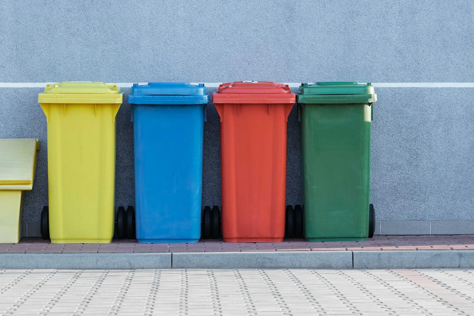 (4)ゴミ箱は溜めない