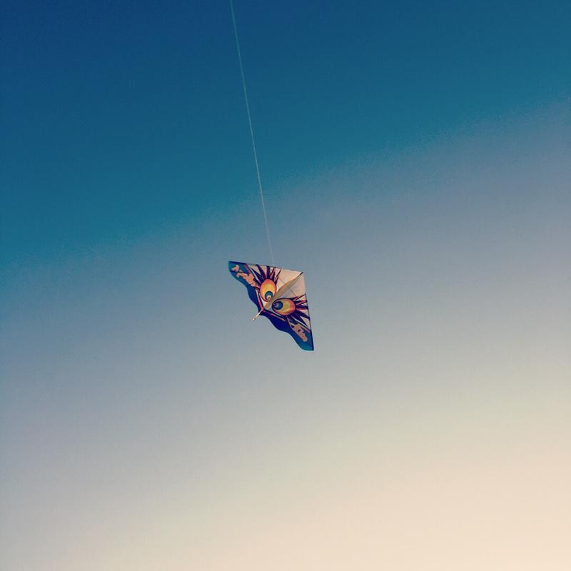 晴れていたらやりたい凧揚げ