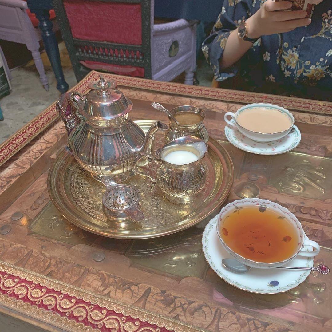 4 器まで美しい紅茶にときめく