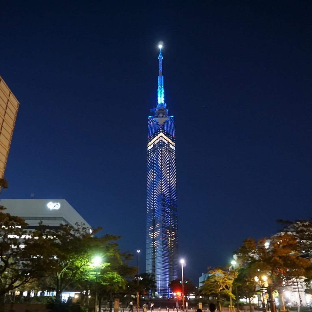 □福岡タワー