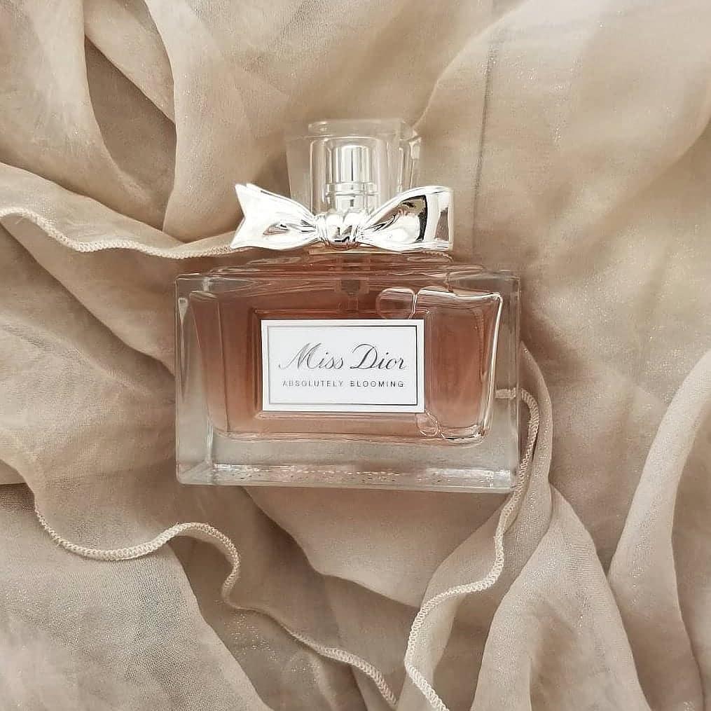 香り Diorの好きな人に会う前につけたい香水