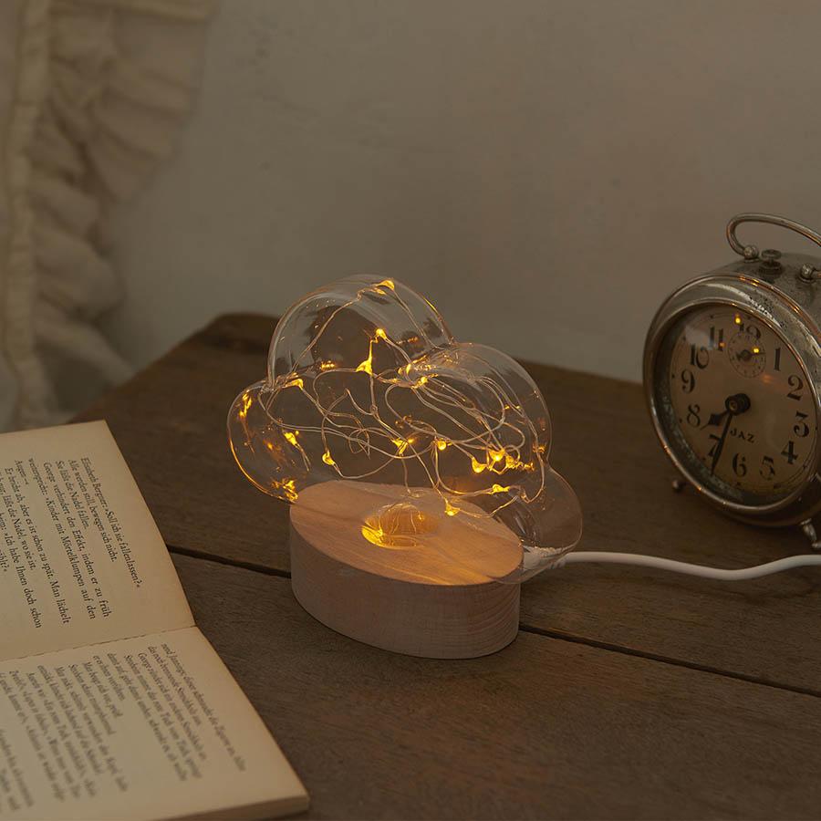 LEDライト クラウド