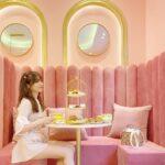 束の間の休息は、プリンセス気分で♡南青山『Salon de Louis2』で味わう非日常感