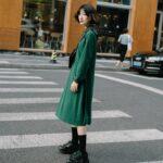待ち合わせの時点で視線を奪う女になるの。'遠目映え'するファッションアイテムlist