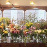 お花のある暮らしに憧れて。日常を彩る5つのフラワーショップをpick up