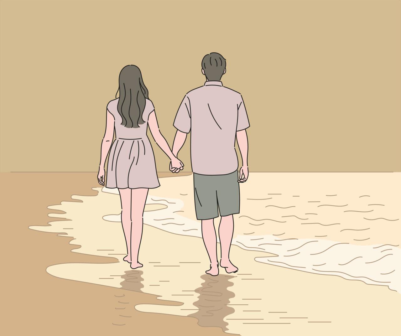 恋愛観の男女の違いにびっくり!付き合う前〜別れ、結婚までの考え方を参考にしてみて