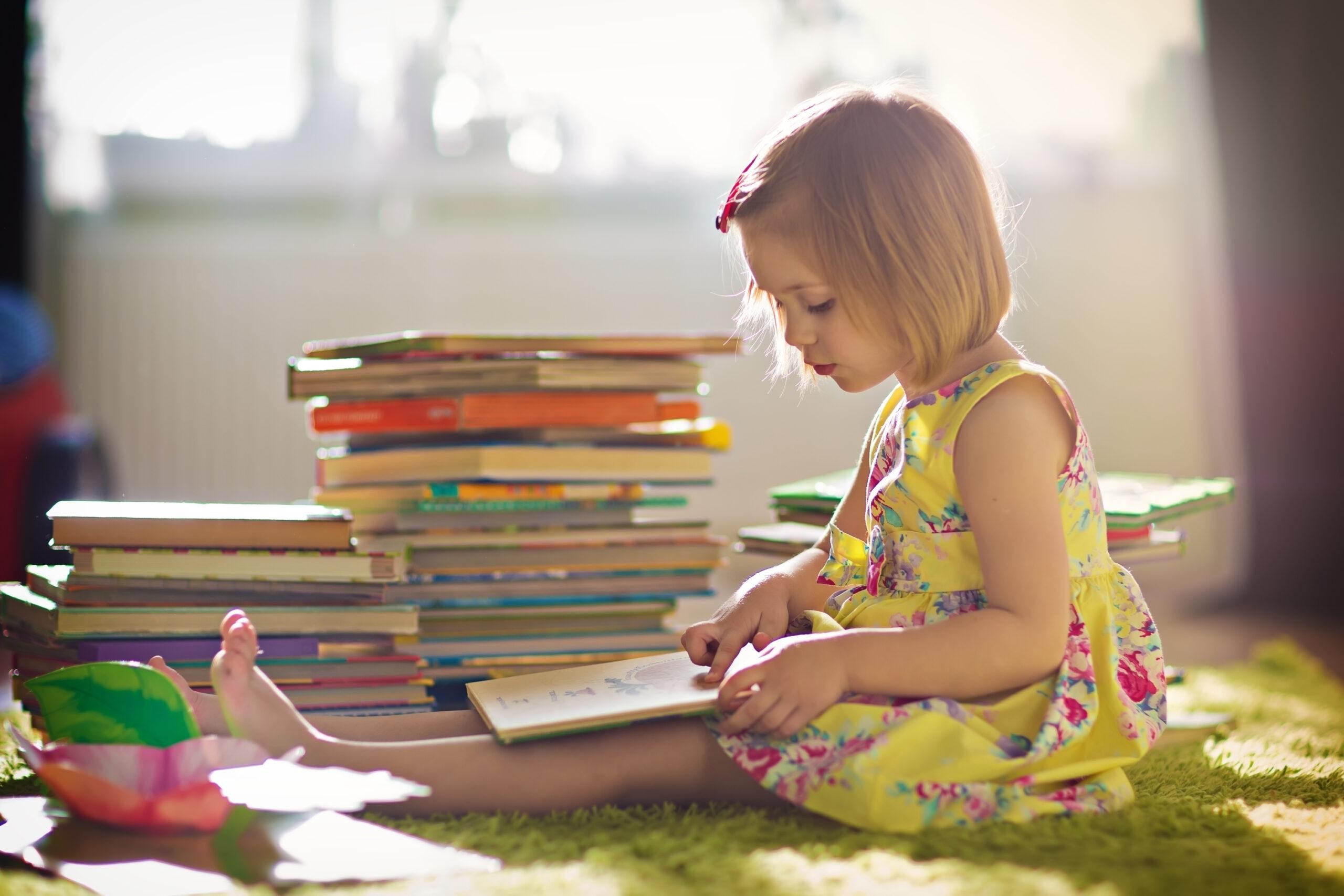 習慣6 本を読む