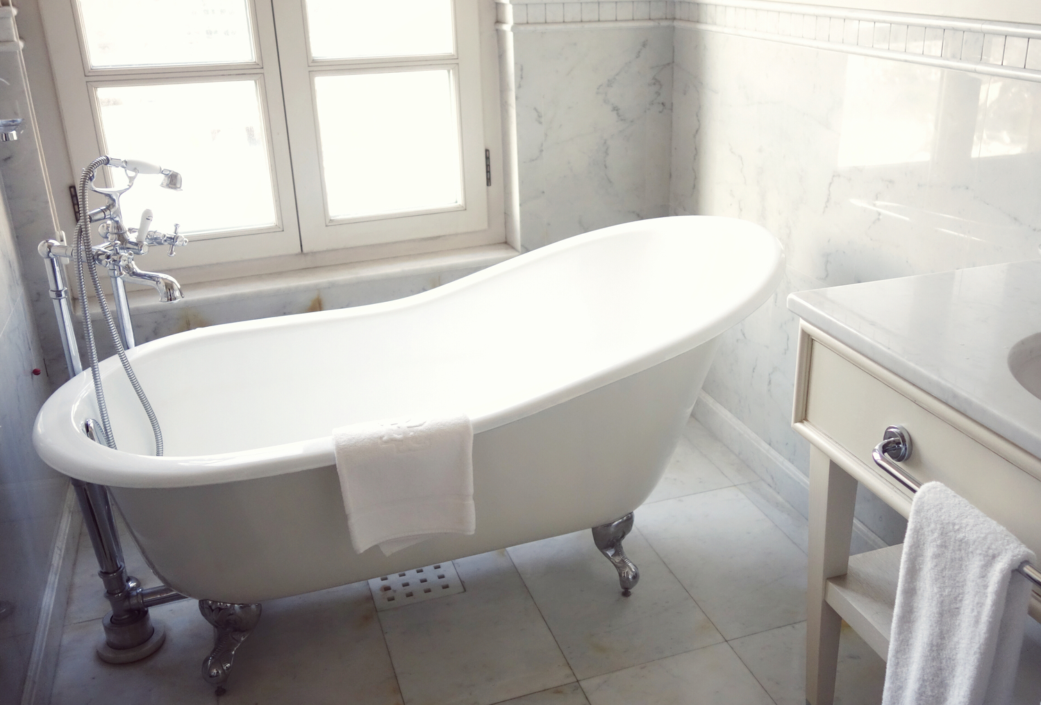 03 半身浴で老廃物をオフ