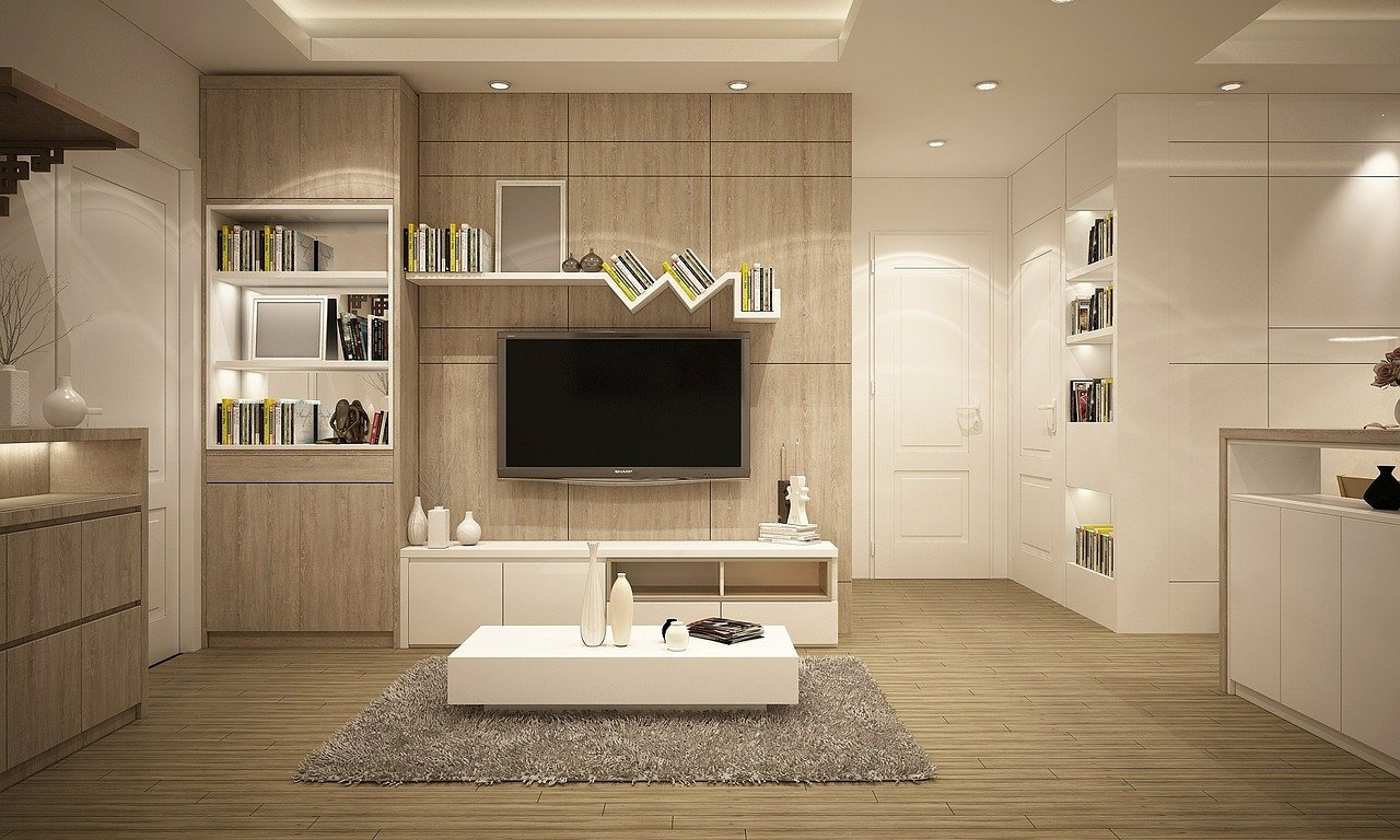 4. 照明器具やテレビ・コンセントまわり