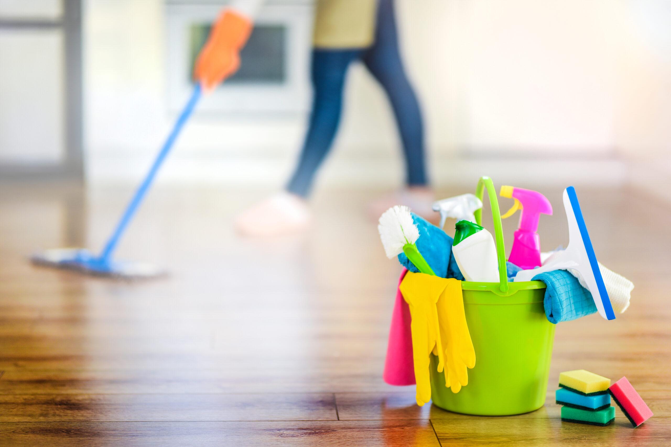 年末恒例の大掃除