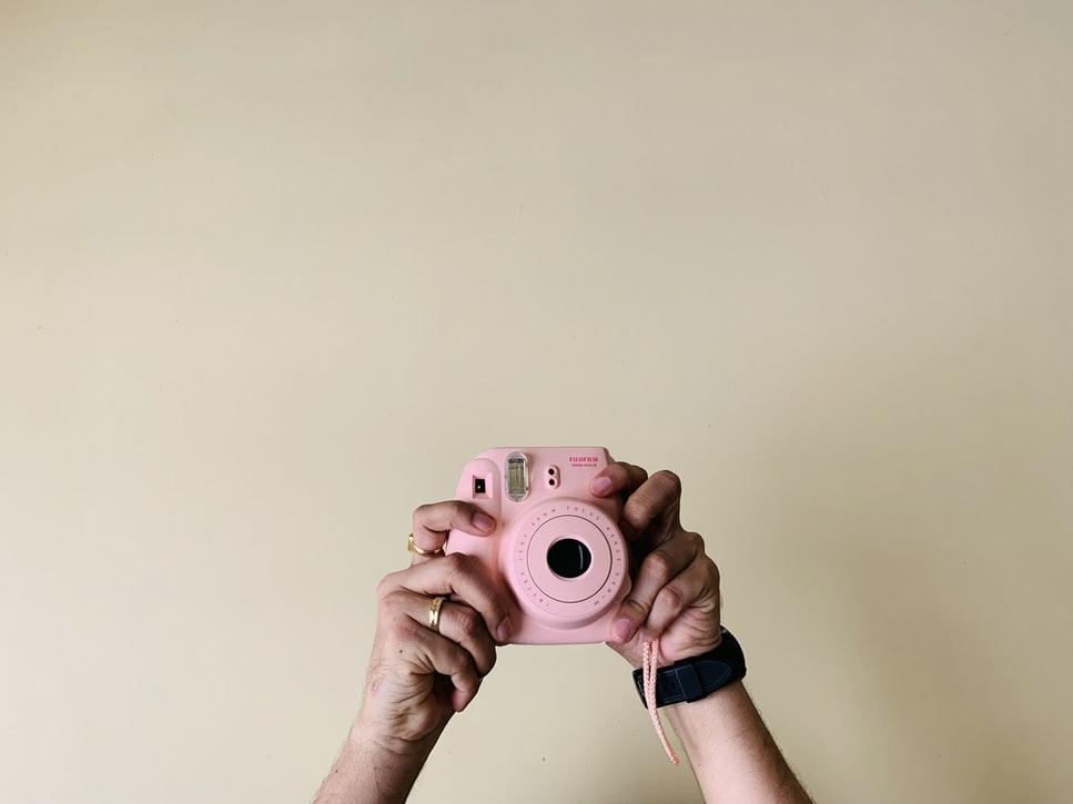 「写真撮るよ~!」