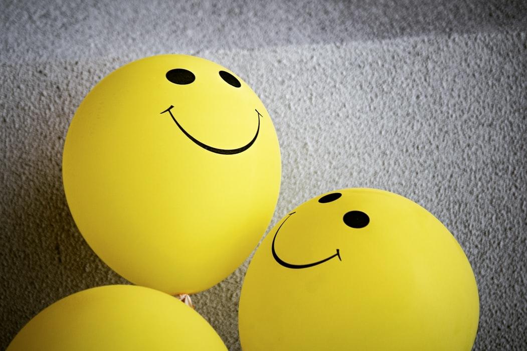 1|常に笑顔を心がける