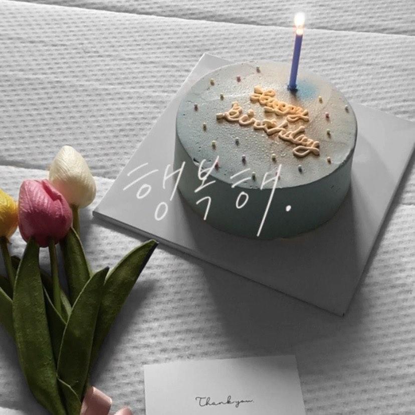 カラフルなセンイルケーキで、祝っちゃおう♡