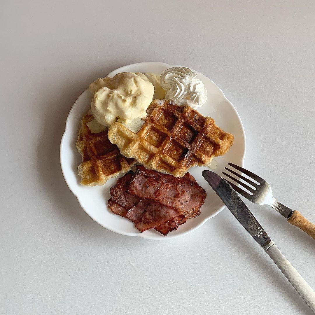 朝食にもぴったり