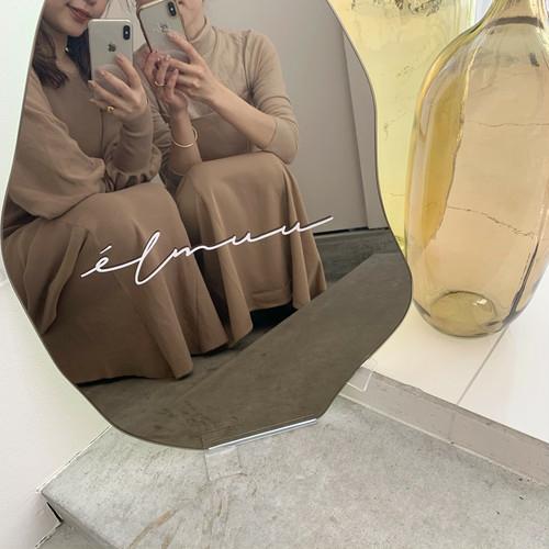 irregular mirror vertical
