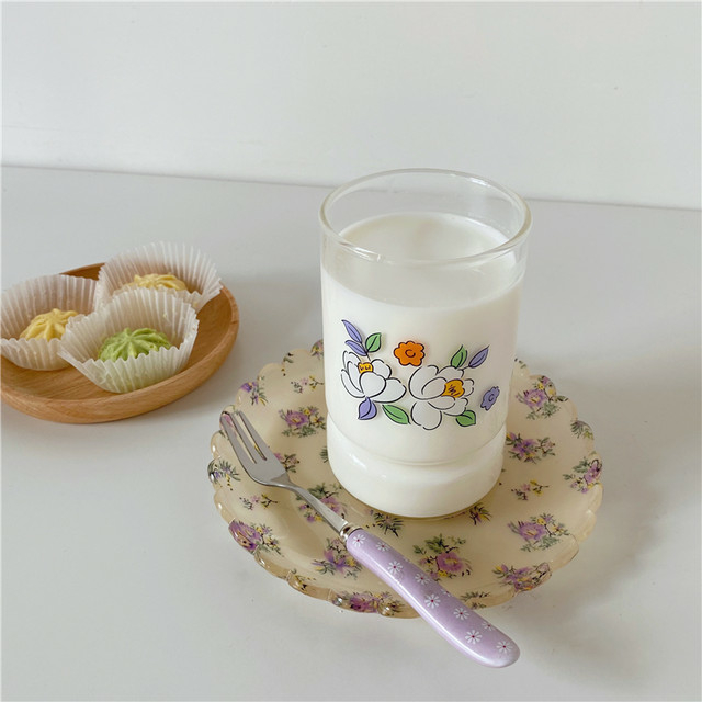 paeonia retro glass