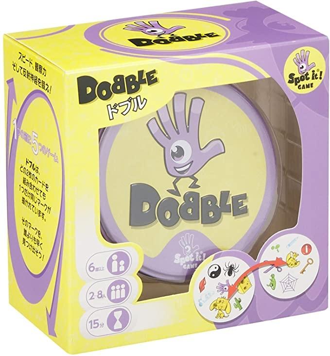 ドブル (Dobble) 日本語版