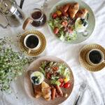 お泊りの翌朝から彼女としての魅力を見せたい♡大好きな彼に作る美味しい朝食レシピ集
