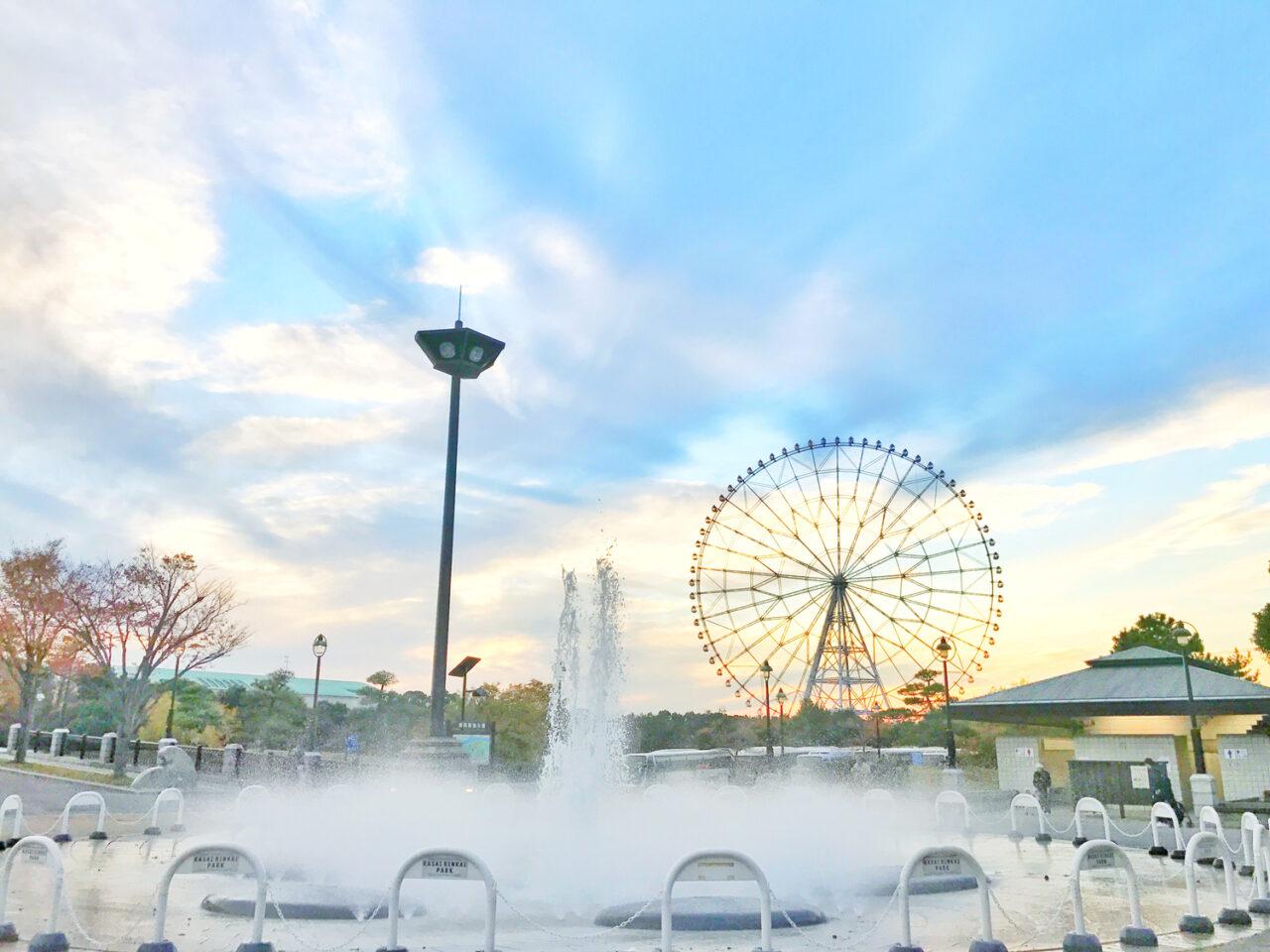 忙しかった平日、休日はゆっくりしよ。都内にある公園デートスポットをご紹介
