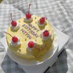 カラフルなデコレーションにうっとり♡韓国のセンイル(誕生日)ケーキが人気って噂