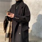 アウターを着ても七変化。黒いロングコートを使った冬のマンネリ解消コーデ【基礎編】