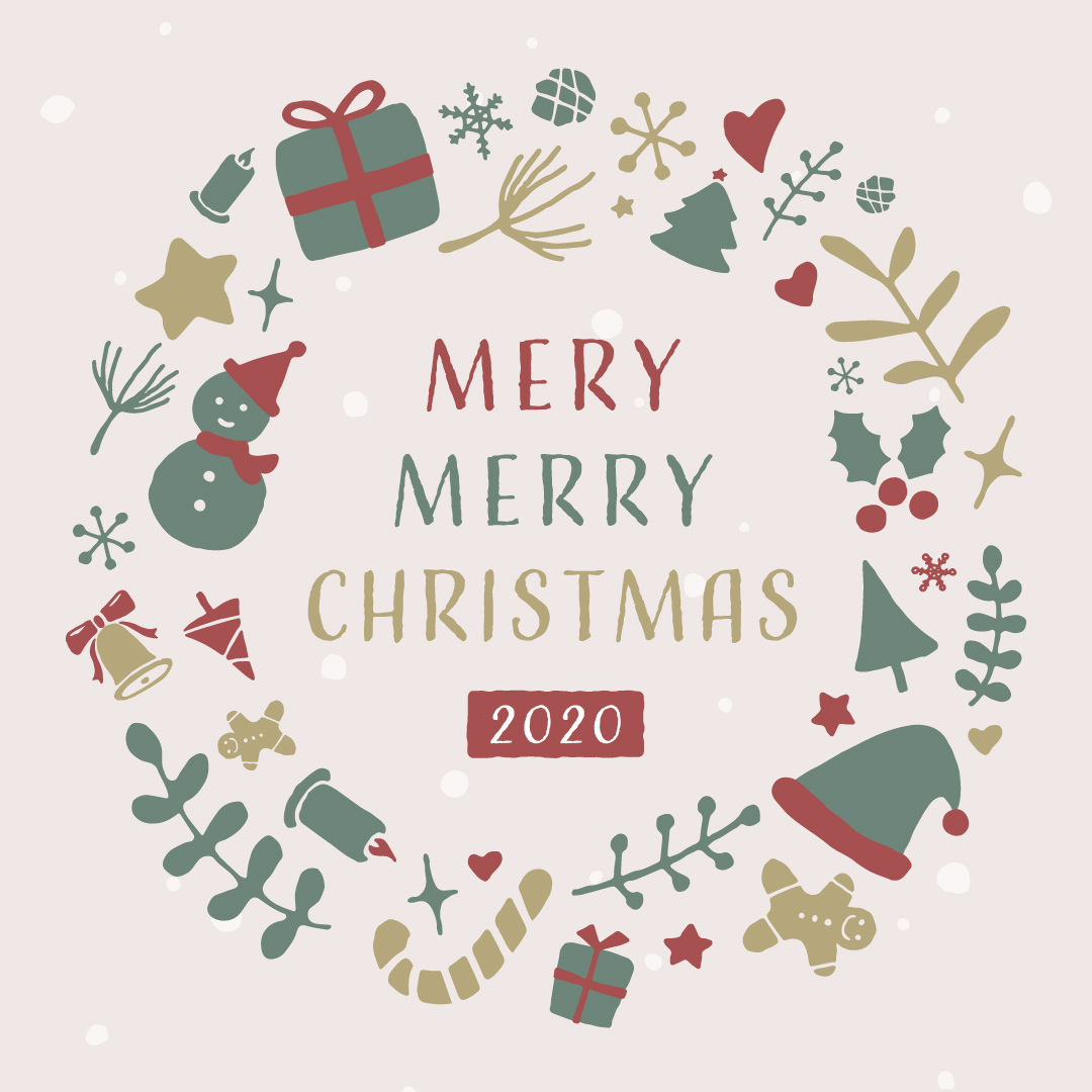 MERY MERRY CHRISTMAS 2020♡心も輝くクリスマス特集をお届け!
