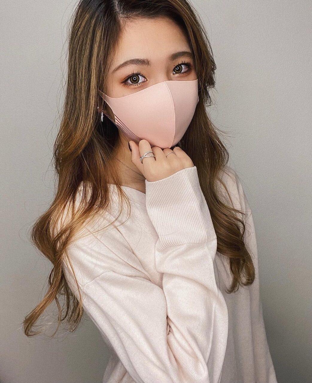 KATEから「小顔シルエットマスク」が発売!'マスク色メイク'にトライしてみない?