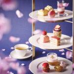 ストリングスホテル東京で感じる春の訪れ♡桜いちごアフタヌーンティーにキュン