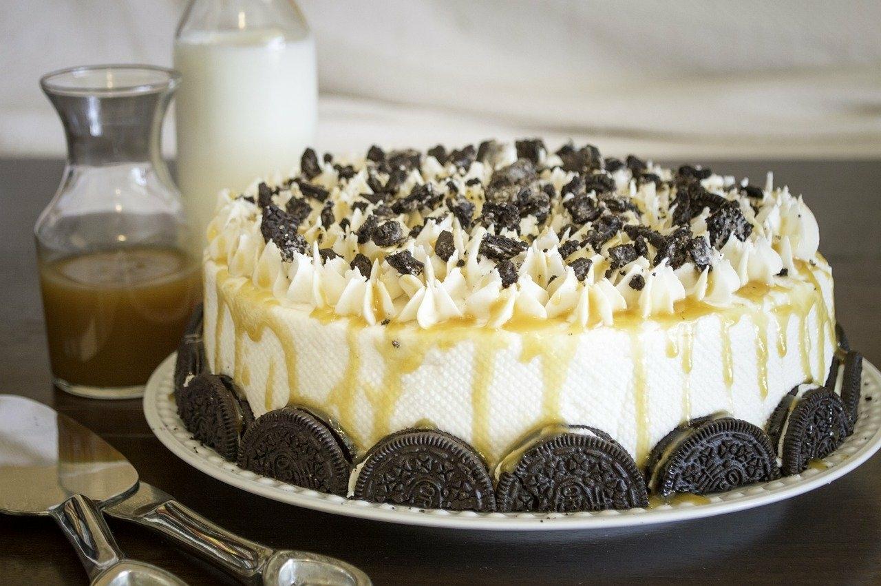 オレオケーキ