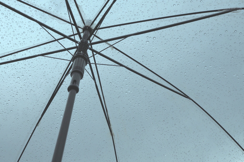 Case1:相手が傘を持っていない時