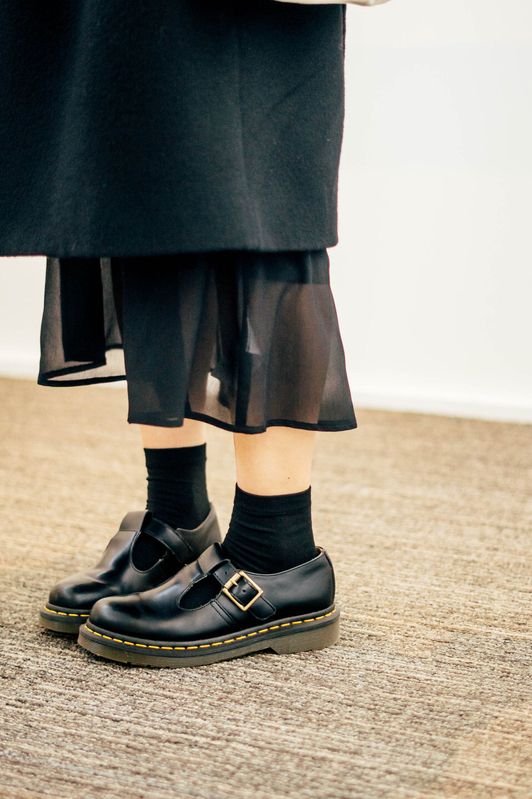 痛たたた…な靴擦れ