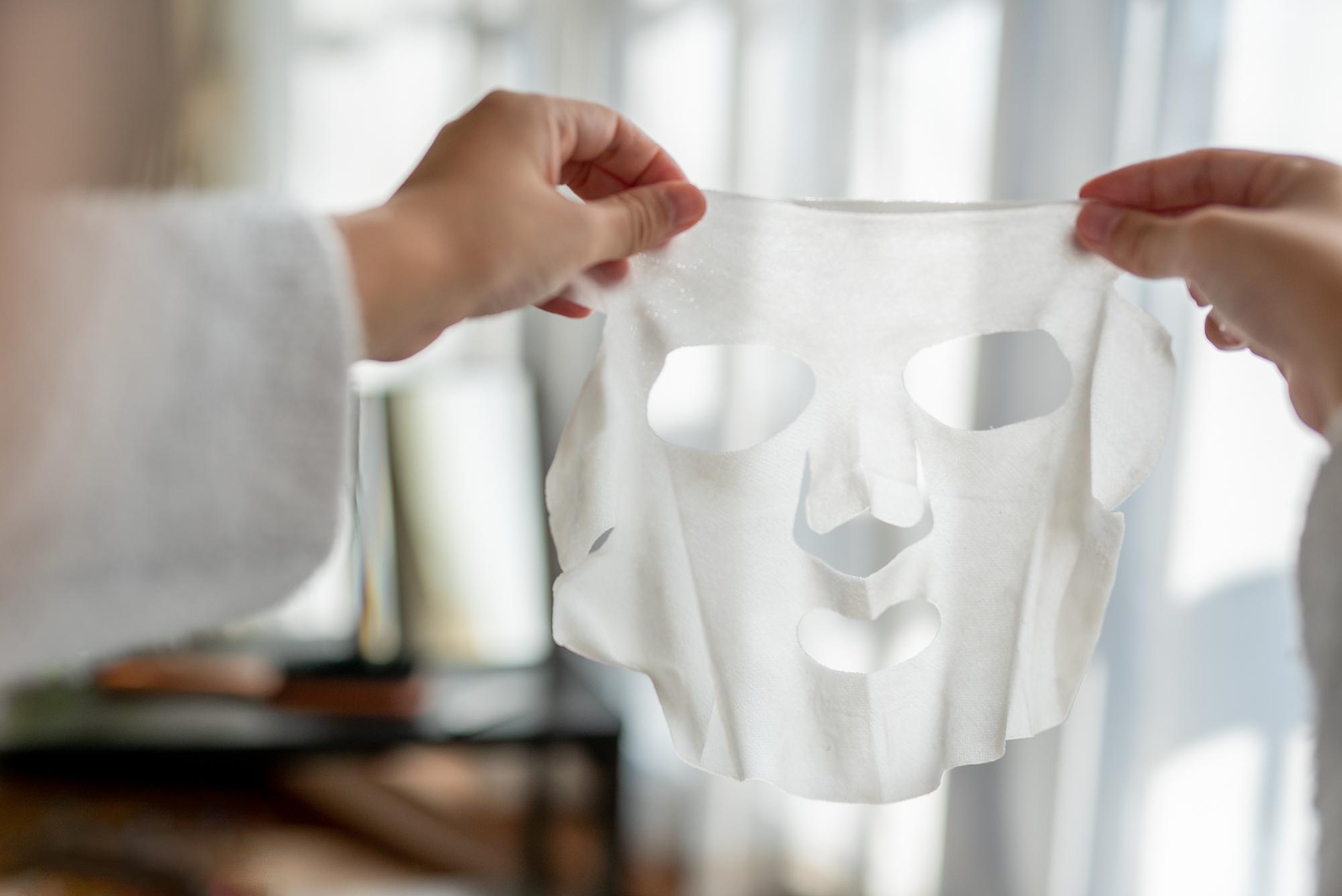 ×:シートマスクはひたすら長時間使用