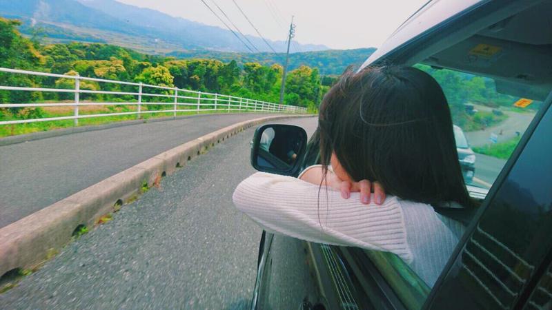 一緒にドライブ