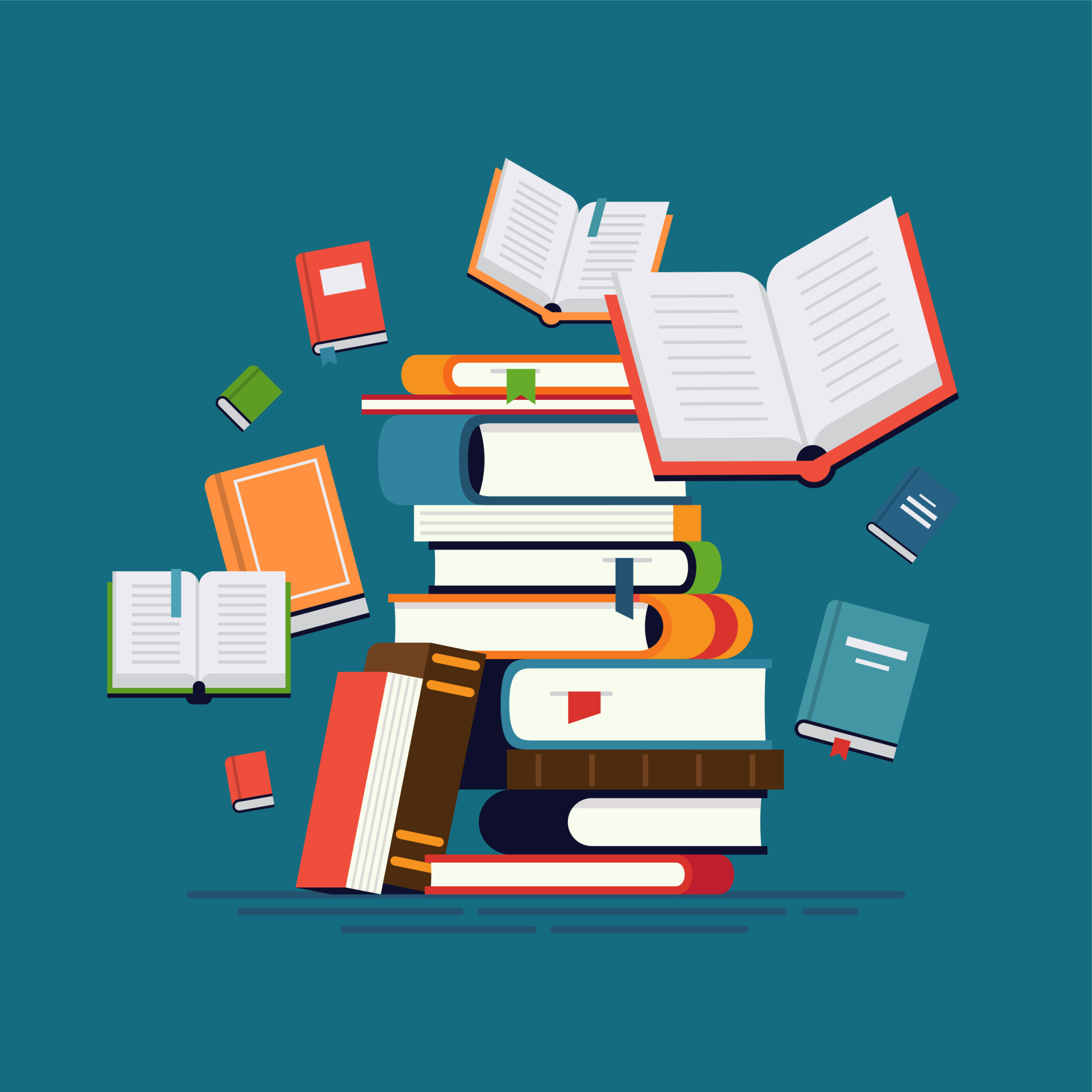 読書で知見を広げる
