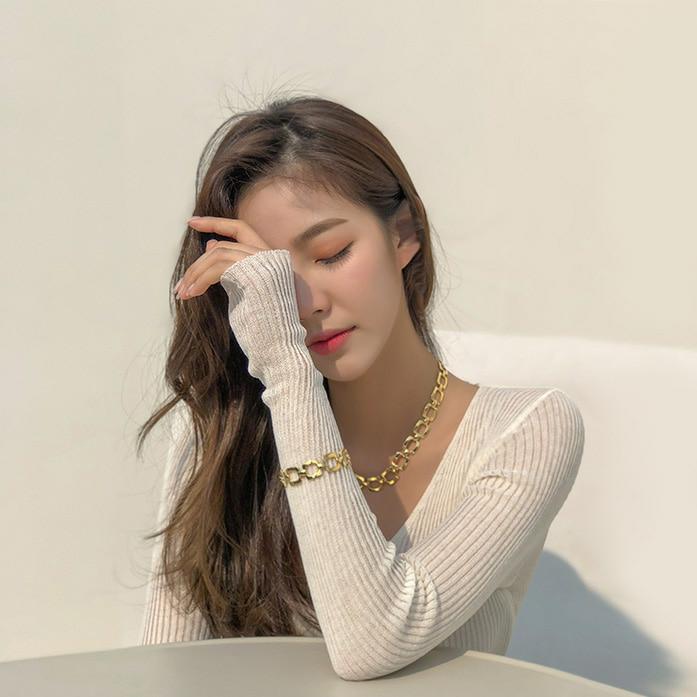 韓国の女優さん風メイクを習得したい!