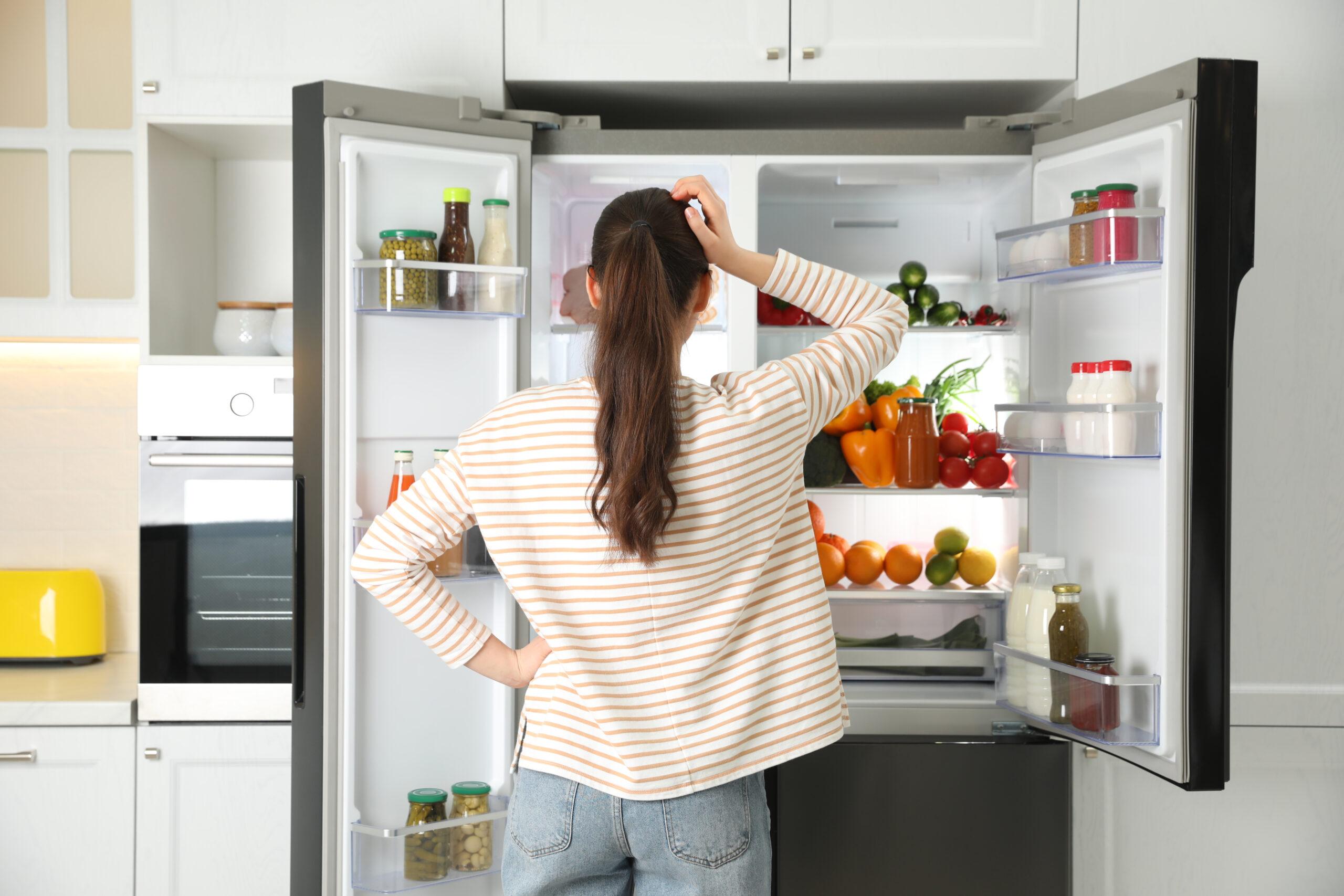型抜き前にもう一度冷蔵庫に戻してみて