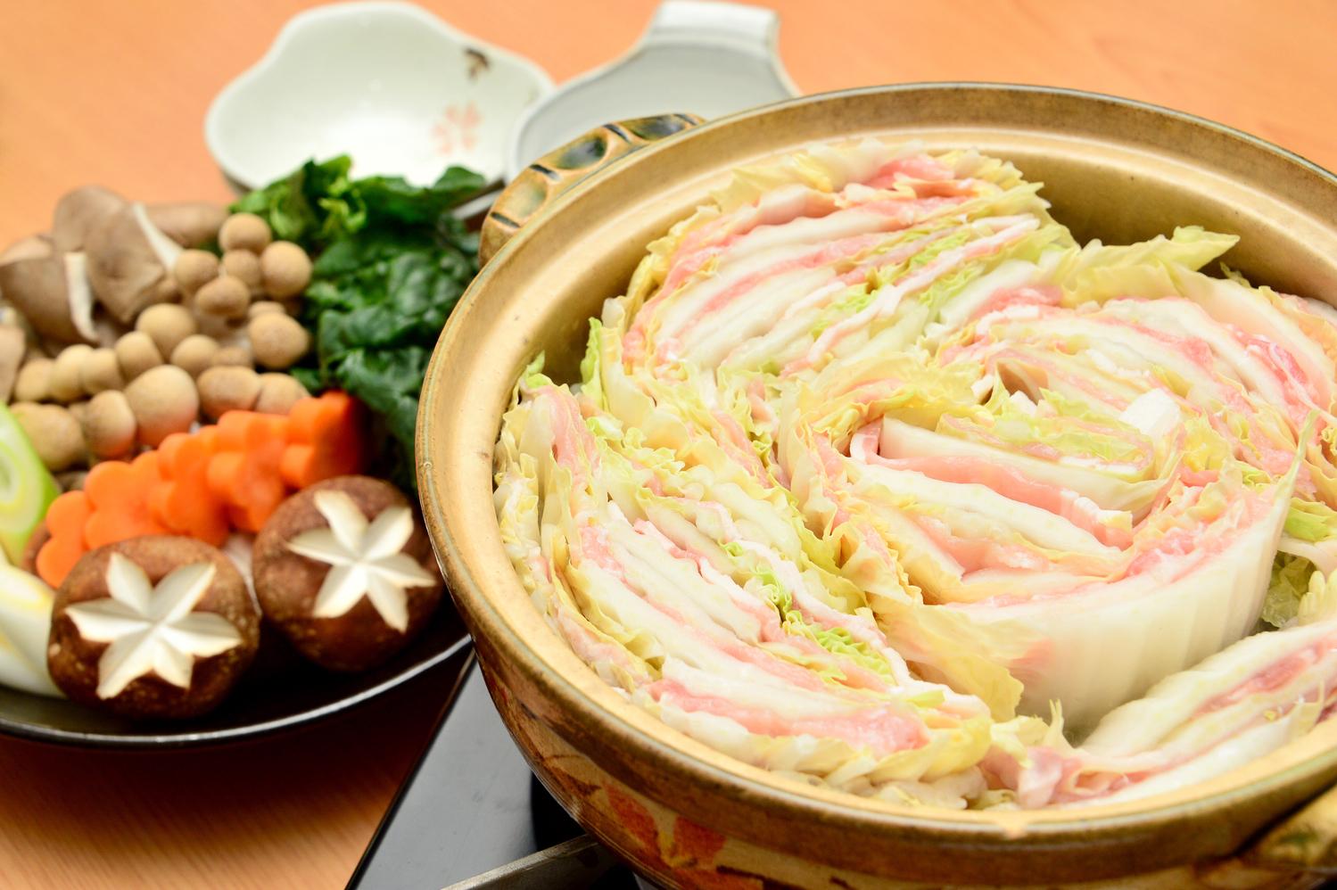 寒い季節にはやっぱり鍋が一番♡