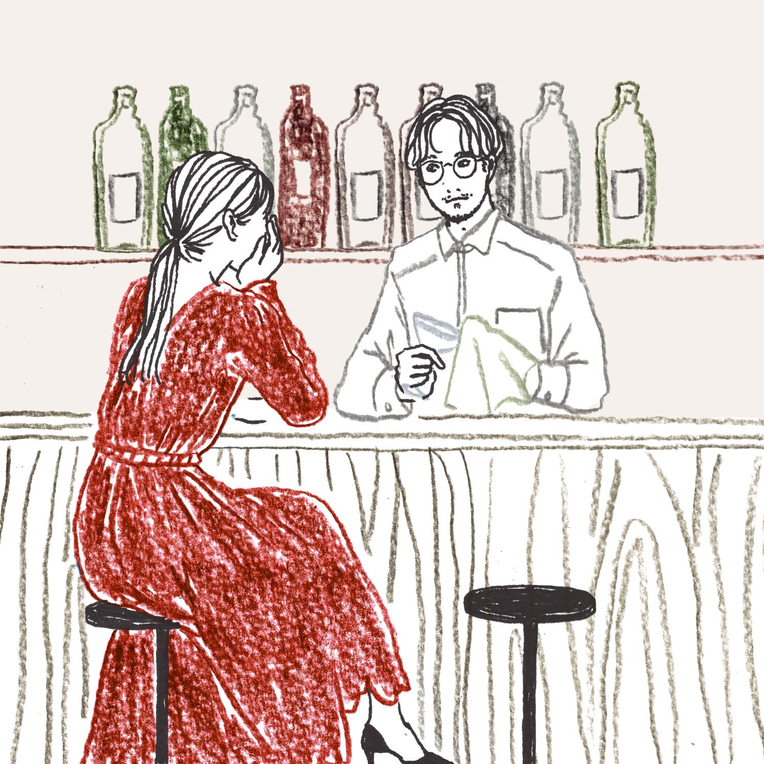 Q:バーでバーテンダーさんがあなたをイメージしてカクテルを作ってくれました。何色のカクテルが出てきましたか?