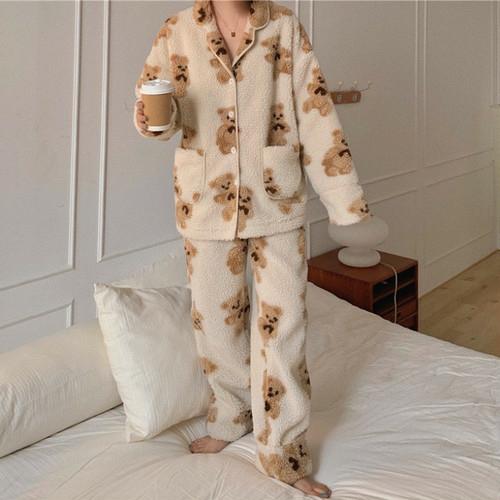 ITEM2♡クマさんパジャマ