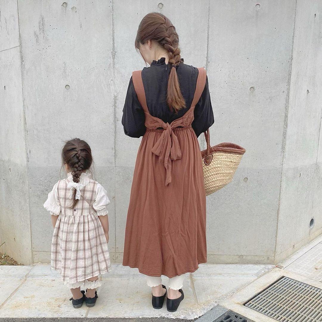 親子の日常も見て楽しめる「#母と娘」