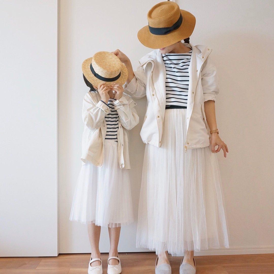 1|似たデザインの洋服を揃える