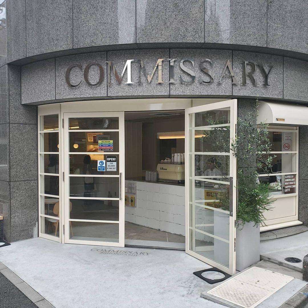 【日本橋】COMMISSARY