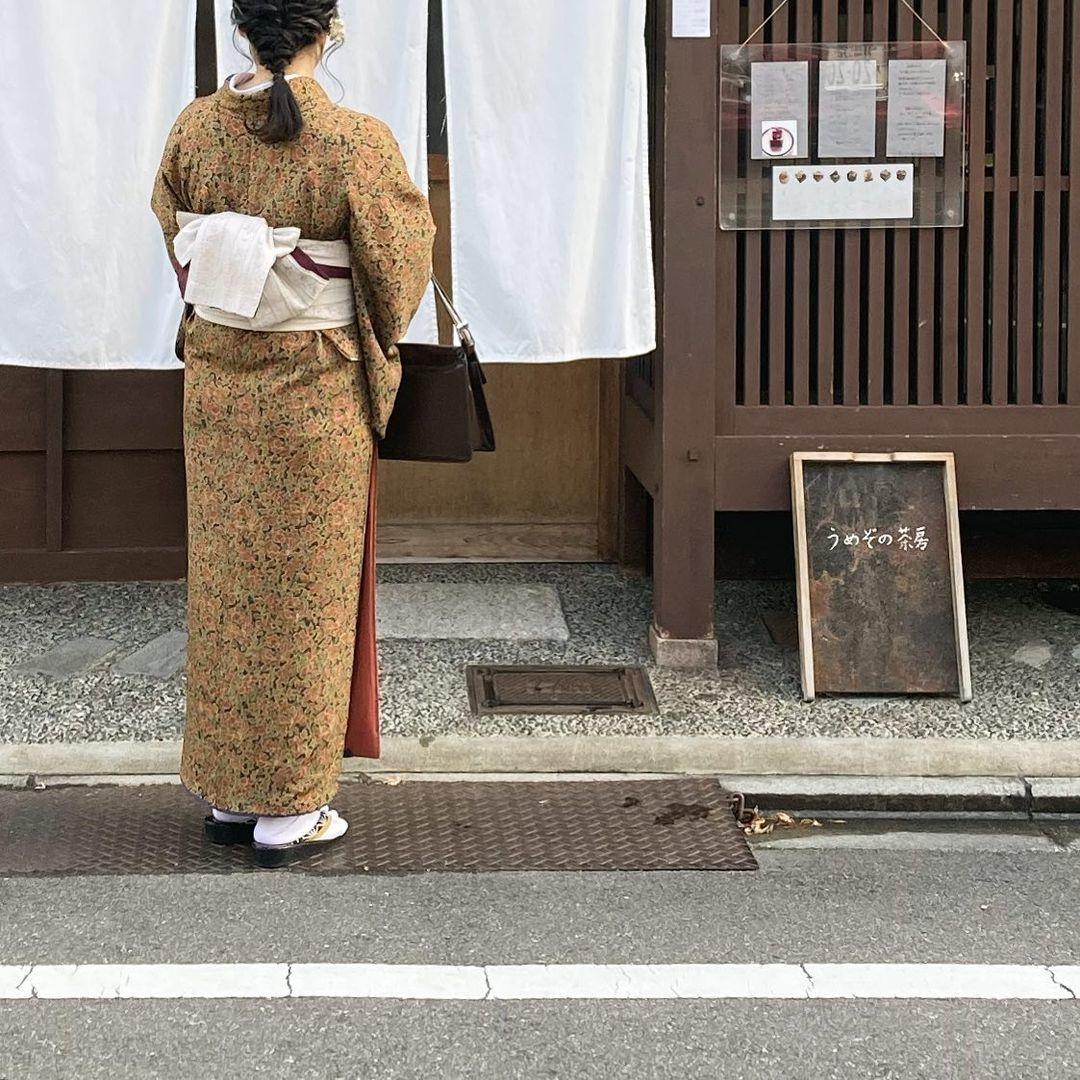 京都にある和カフェ