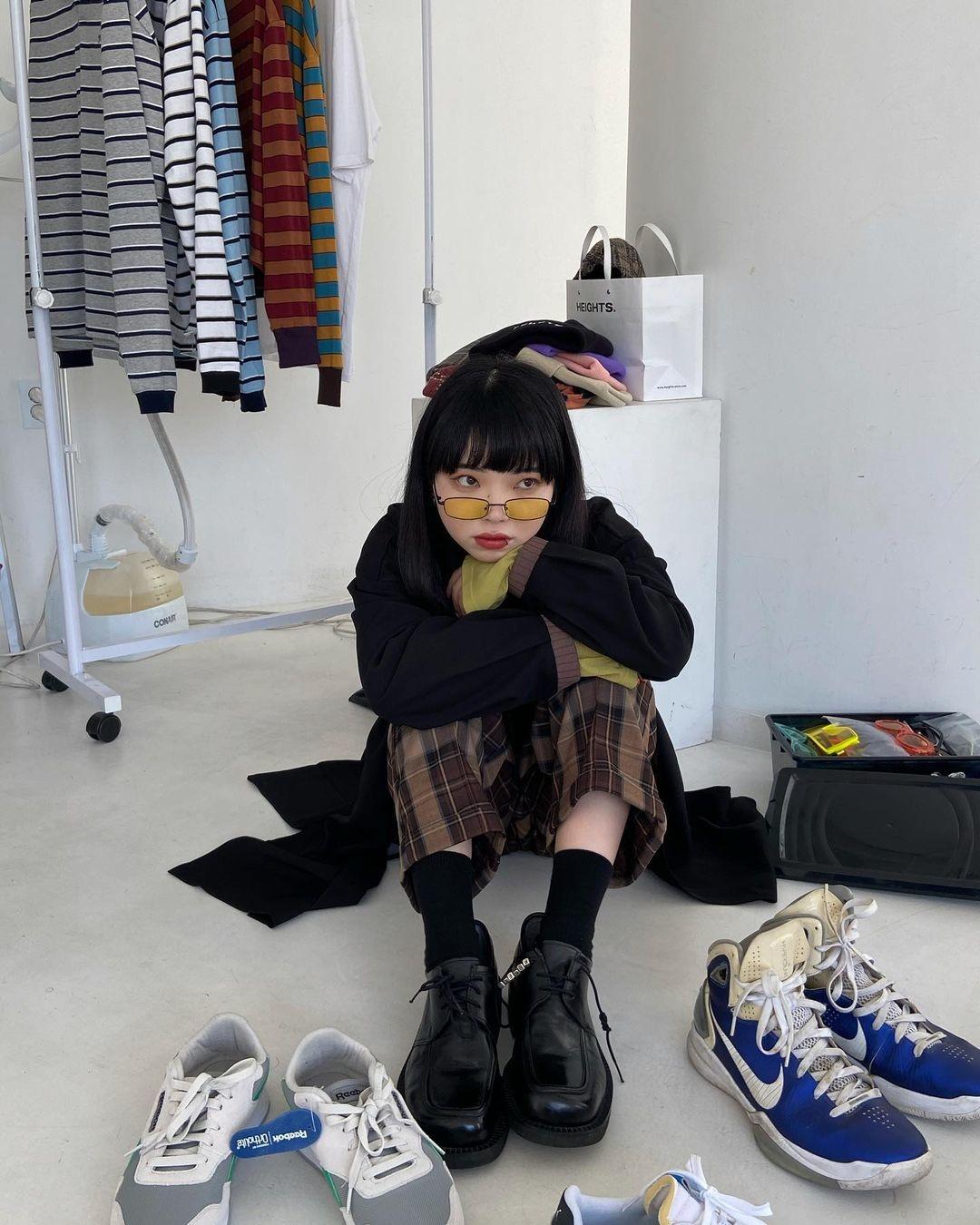 韓国ファッションのお手本